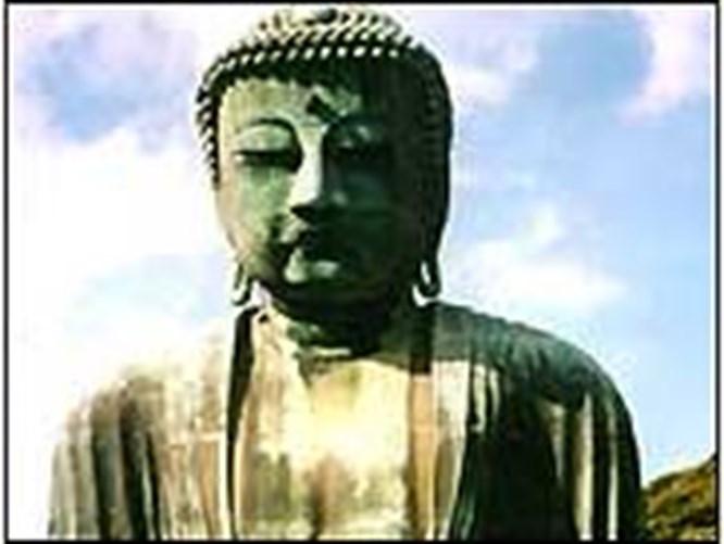 152 metrelik Buda heykeli